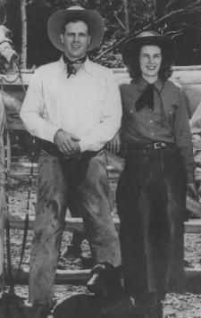 Jack and Margaret Huyler