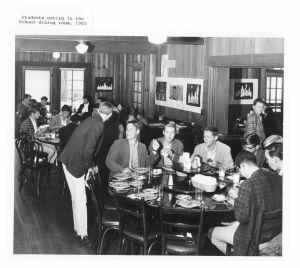 Dining Room 1965