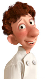 Alfredo Linguini from Ratatouille